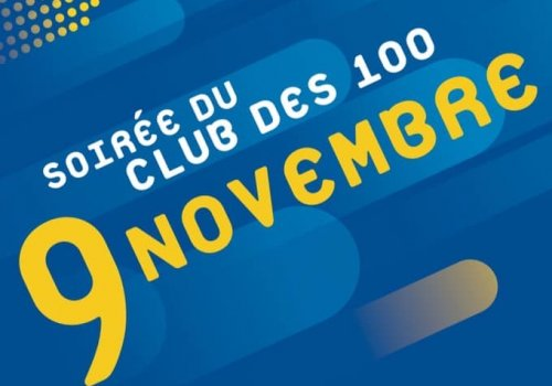 Repas club des 100
